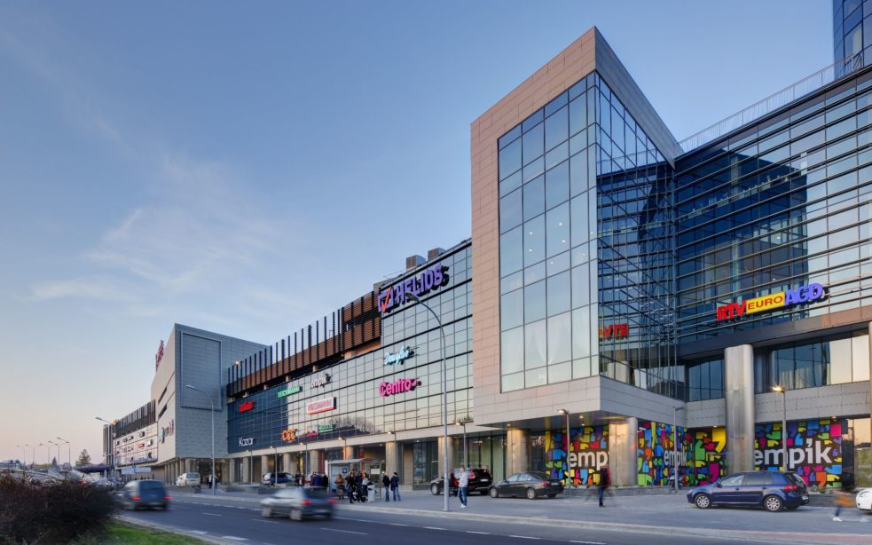 Rzeszow Shopping Mall