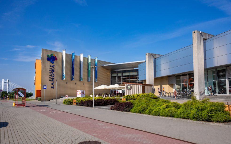 Торговий центр Санова