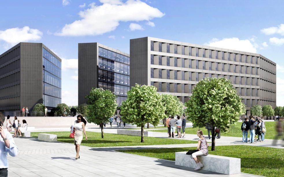 Kustronia Office Park